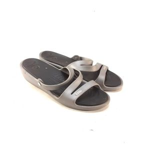 Crocs Patrica Wedge Sandals Women's Size 11